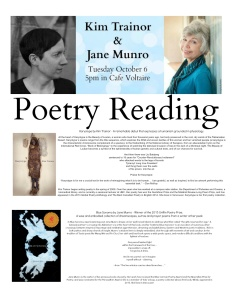 Poetry Reading Poster Cafe Voltaire jpg