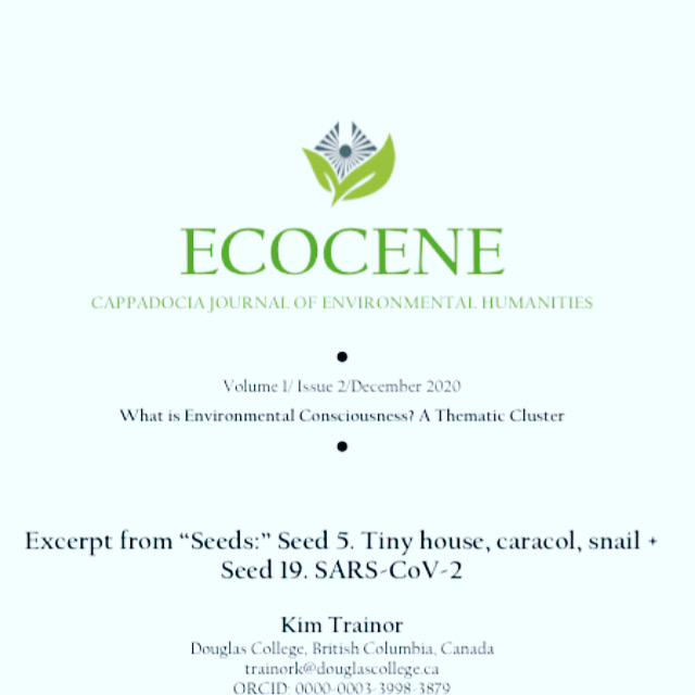 ecocene vol.1, issue 2 Dec 2020