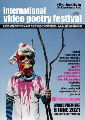International Video Poetry Festival - 9- poster